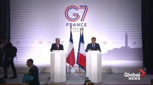 Macron continues fight to save Amazon, battling also with politics at G7