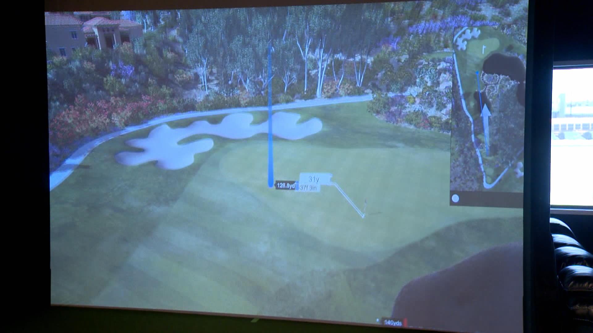 Winter golf options in Saskatoon