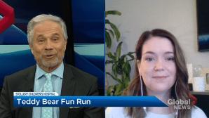 Stollery Children's Hospital Foundation planning Teddy Bear Fun Fest (04:12)