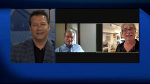 Global News Morning chats with Martello Alley's Dave Dossett and artist Stephen Shay (06:47)
