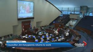 Toronto City Council tackles poverty and housing, ousted councillor returns
