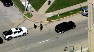 Deadly shooting outside courthouse in Kankakee, IL (01:59)