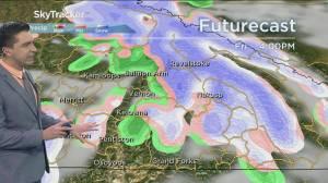 Kelowna Weather Forecast: October 29 (03:35)