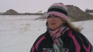 Saskatchewan homeowner wants answers from CP 2 months after train derailment