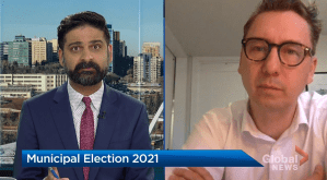 Edmonton Coun. Michael Walters gives analysis on upcoming election, will not run (04:03)