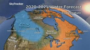 Play video: How will La Niña impact winter in 2020?