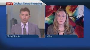 Dr. Lisa Barrett talks COVID-19 with Global News Morning (06:50)