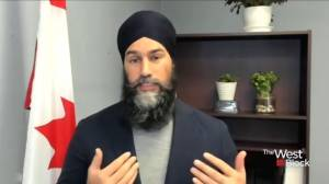 'Justin Trudeau should have gotten to the bottom of this': Singh on allegations of sexual misconduct against former CDS (06:26)