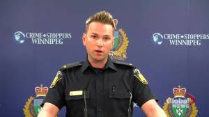 12-year-old boy dies after stabbing: Winnipeg police (00:47)