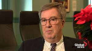 Ottawa mayor talks LRT problems, 'frustration' with builder in year-end interview