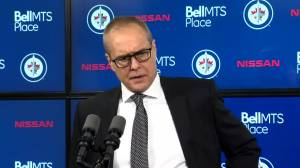 RAW: Winnipeg Jets Paul Maurice Post Game Reaction – Dec. 19