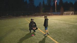 North Van kids coach puts the fun back in fundamentals (02:29)
