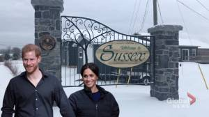 The Sussexs in… Sussex, N.B.?
