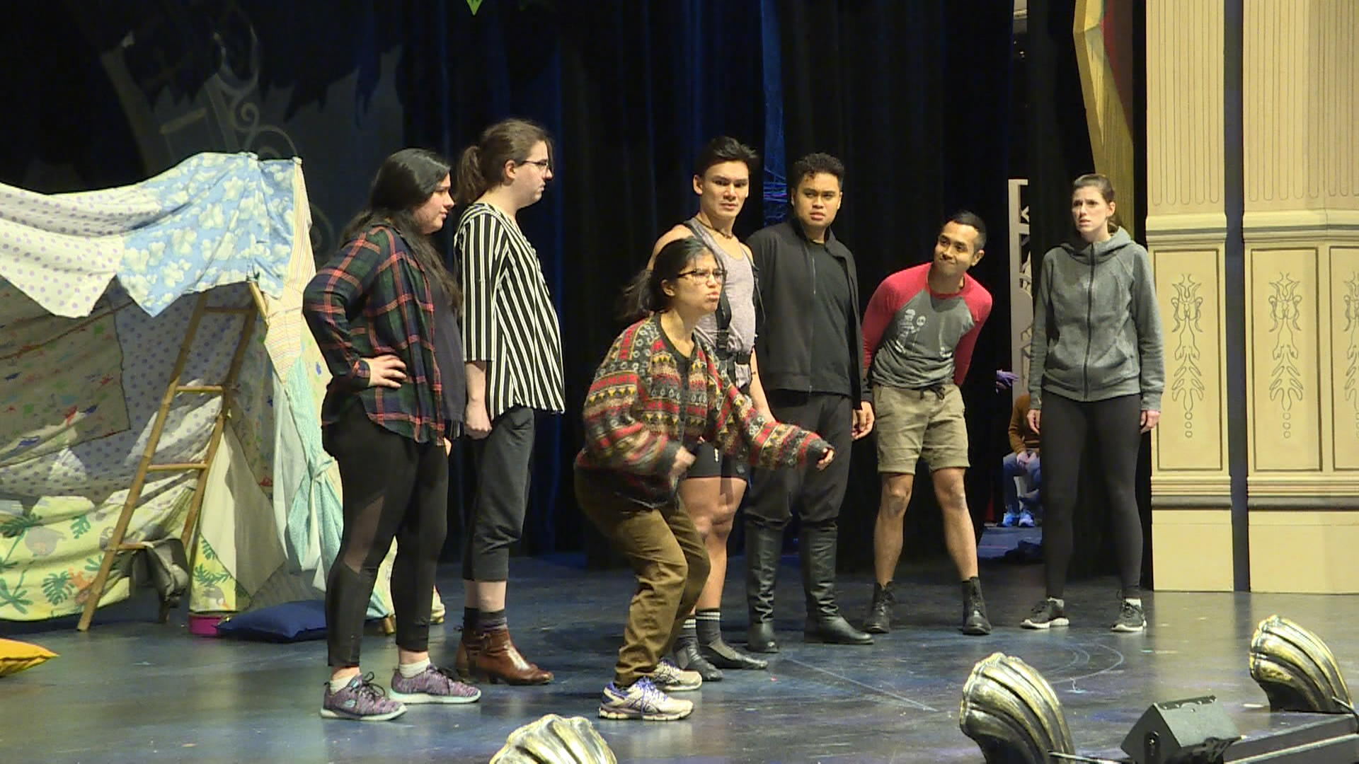 First transgender woman to perform on Neptune Theatre's main stage