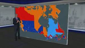 2021 election result exposes stark divide among Canadians voters (02:09)