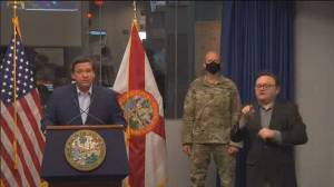 Hurricane Isaias: Florida Gov. DeSantis says storm downgraded, but may change overnight