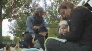 Some parents push for COVID-19 vaccine approval for children (02:06)