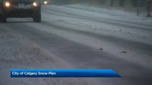 City of Calgary to outline 2020-21 snow and ice strategy