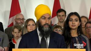 2019 Federal Election: Singh says NDP will have full slate of candidates come election day