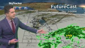 Waves of showers: May 19 Manitoba weather outlook (01:39)