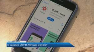 How effective is Canada's COVID Alert app? (04:56)