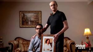 Families of Iran plane crash victims put lives back together