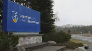 Laurentian University's cuts stun professors, students (02:11)