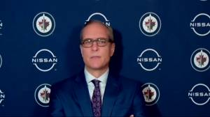 RAW: Winnipeg Jets Paul Maurice Interview – Mar. 13 (08:44)