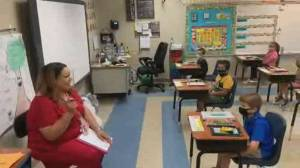 Parents, children nervous about another school year during pandemic (02:14)