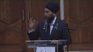 Singh tells Muslim community not to cower in fear after attack on family (03:16)