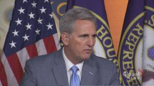 McCarthy says Parnas 'lacks all credibility' following comments on Ukraine aid controversy