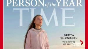 U.S. President Donald Trump mocks teen climate activist Greta Thunberg