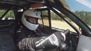 This is BC: Mission Raceway's 'Hot Rod Granny' (02:16)