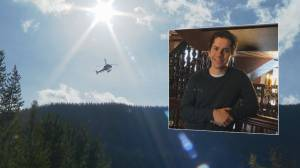 The search continues this weekend in Manning Park for a missing man (01:39)
