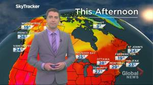 Saskatchewan weather outlook: August 5 (02:59)