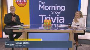 Lighten Up Trivia: Nova Scotia woman takes home $1,000 (06:02)