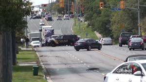 Cobourg man charged with dangerous driving following multi-vehicle collision (00:28)