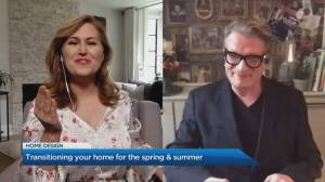 Spring and summer-inspired home design tips