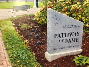 Community contributors join prestigious Pathway of Fame