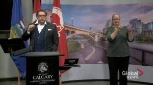 Calgary Mayor says ease of casual racism is one of the biggest challenges