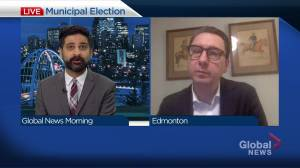 Looking ahead to Edmonton's next municipal election (03:52)