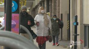 Public health authorities concerned over uptick in COVID-19 cases in parts of Montreal (02:02)