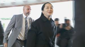 Meng Wanzhou's extradition trial enters second day
