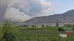 Global BC meteorologist Mark Madryga on Osoyoos wildfire (04:23)