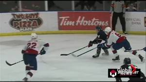 Lethbridge Hurricanes down division-leading Oil Kings in shootout