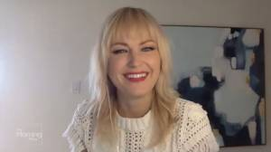 Malin Akerman on her new film 'Chick Fight' (05:41)