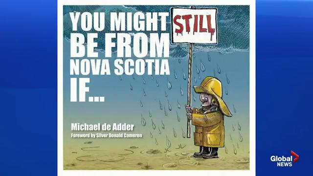 Michael de Adder and You Might Still be from Nova Scotia If…