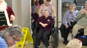 Twin sisters celebrate 100th birthdays together