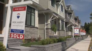 Fraser Valley sees surge in house sales during pandemic (01:52)