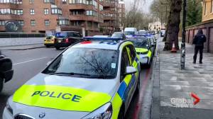 Man arrested after non-fatal stabbing inside London mosque